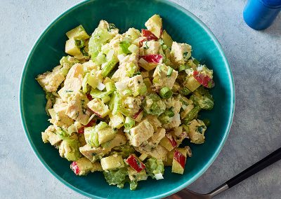 Curry-lime chicken salad