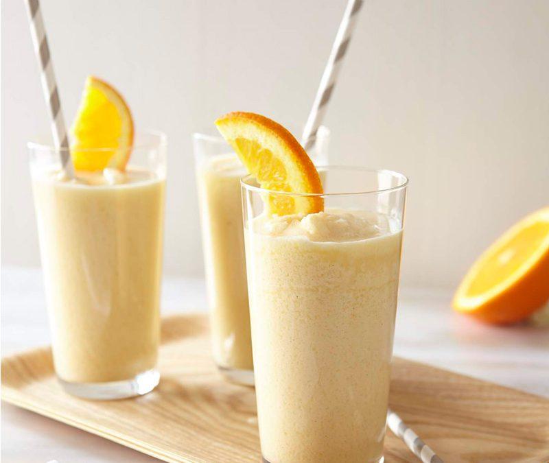 Creamsicle Ice Cream Soda
